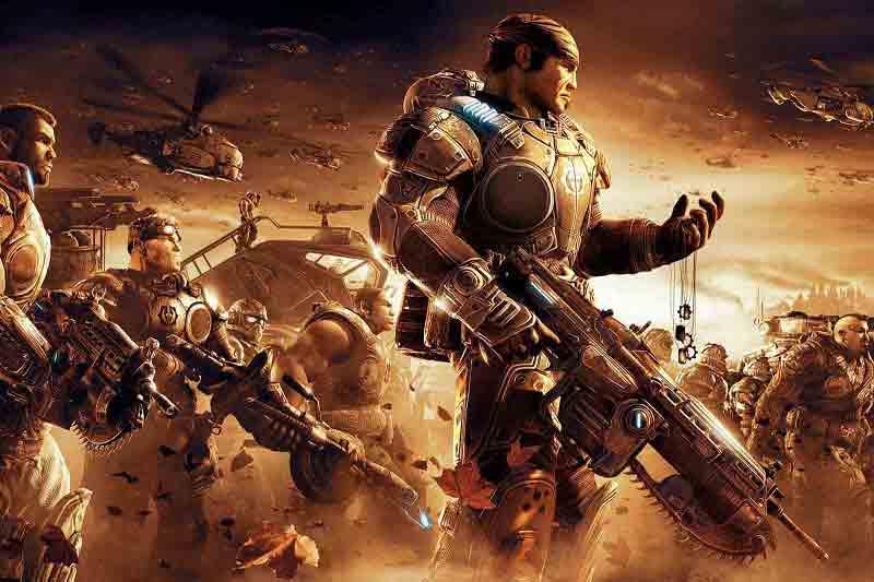 800 1 - سی دی کی اورجینال Gears of War: Ultimate Edition