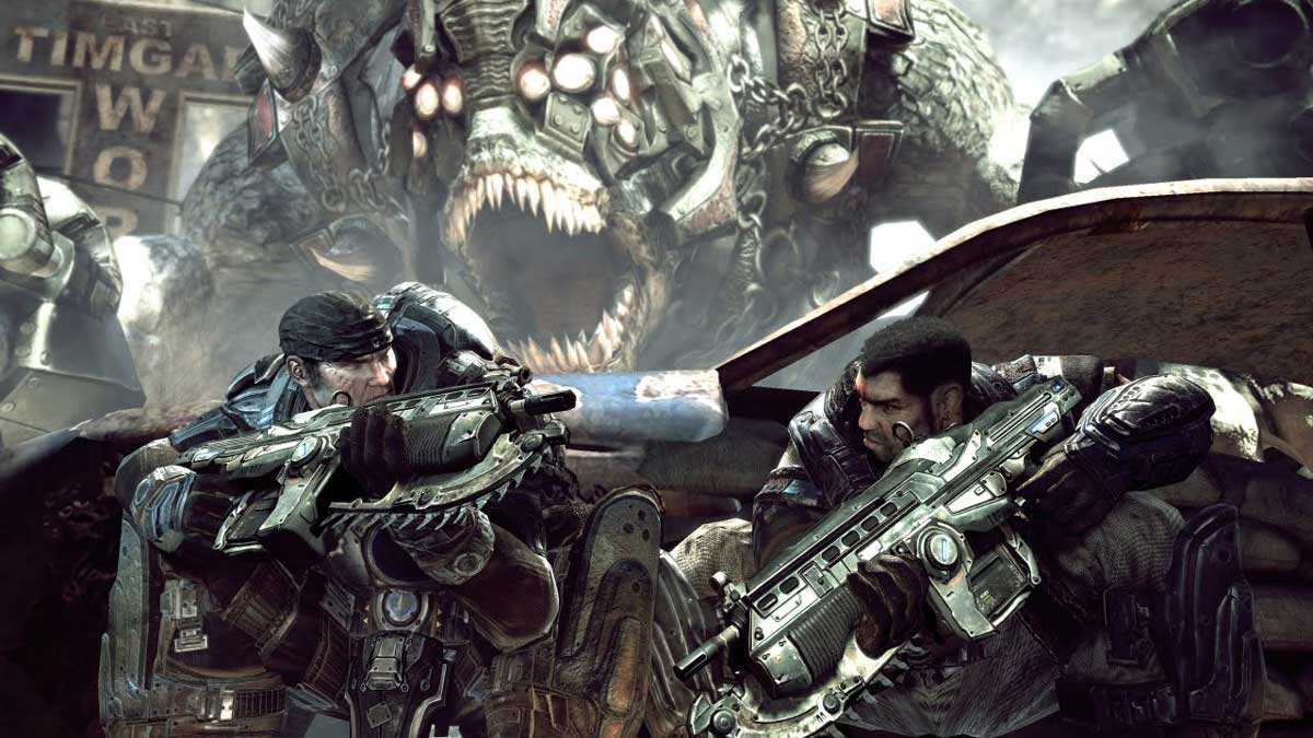 Gears of War Ultimate Edition - سی دی کی اورجینال Gears of War: Ultimate Edition