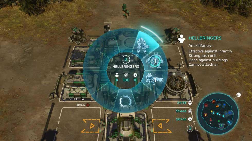 Halo Wars 2 Strongholds Multiplayer 3 980x550 - سی دی کی اورجینال Halo Wars 2