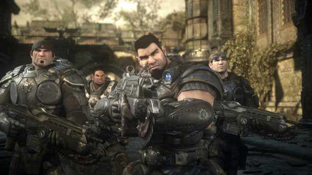 سی دی کی اورجینال Gears of War: Ultimate Edition