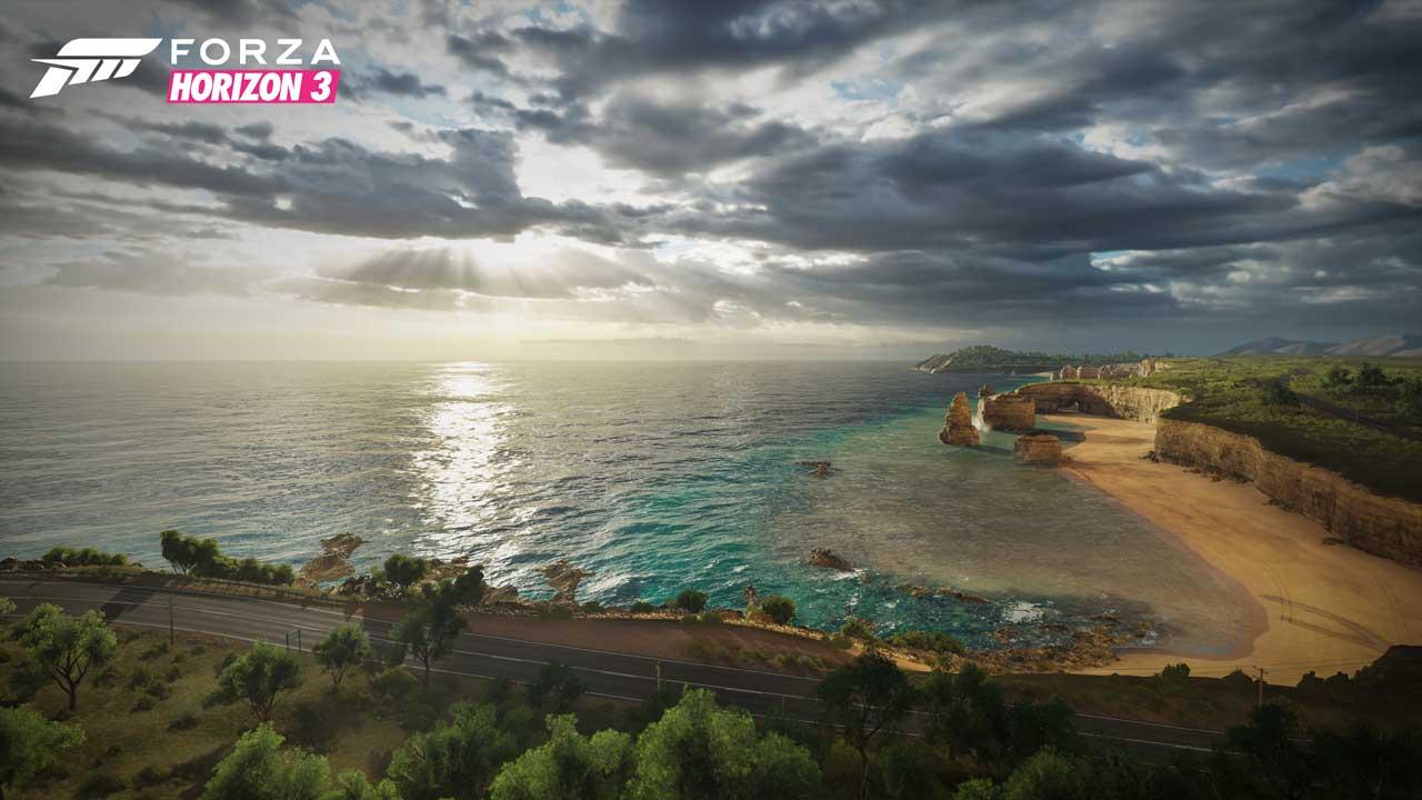 forza 3 v7 423sion - سی دی کی ( آنلاین دائم  ) اشتراکی  Forza Horizon 3