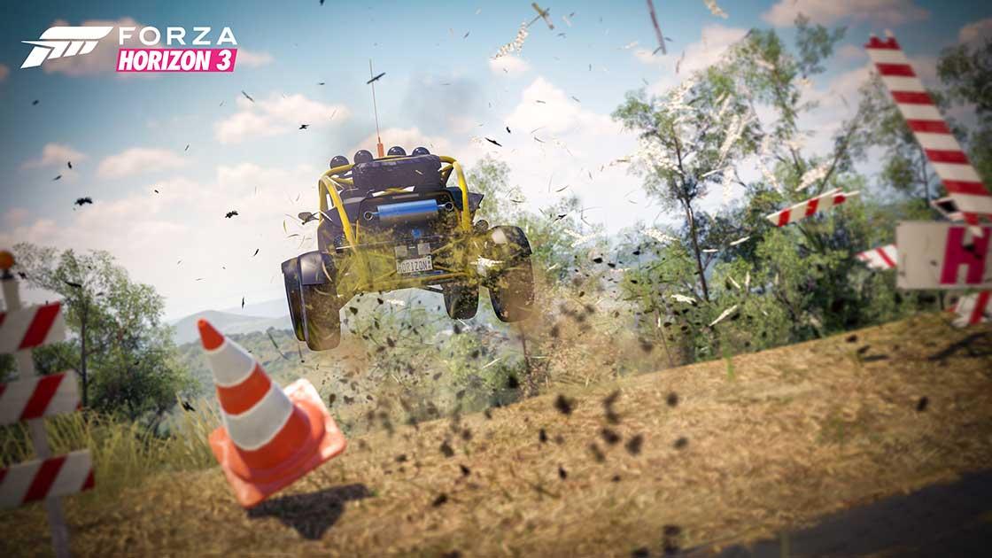 forza 3 v7 FH3xp54ansion - سی دی کی ( آنلاین دائم  ) اشتراکی  Forza Horizon 3