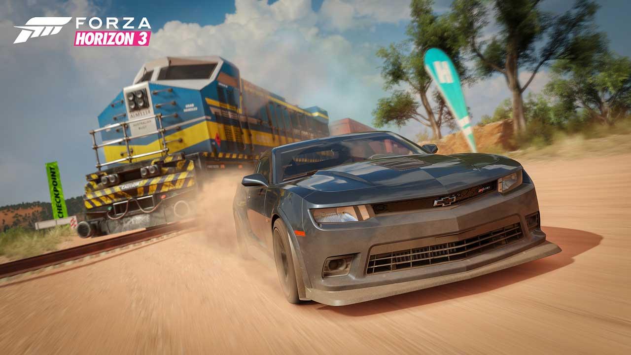 forza 3 v7 FHsion - سی دی کی ( آنلاین دائم  ) اشتراکی  Forza Horizon 3