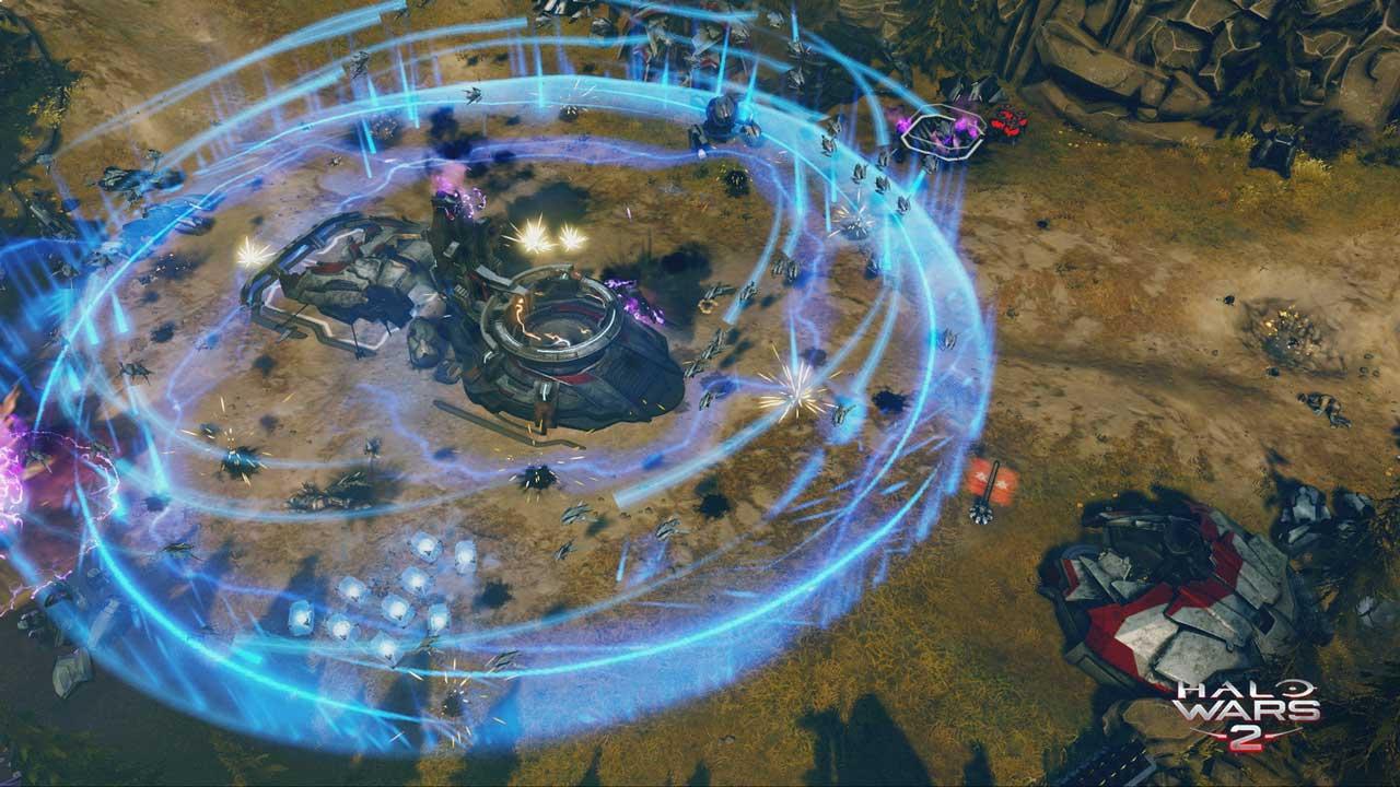 halo wars 2 campaign ascension spinning sentinel 1500x844 - سی دی کی اورجینال Halo Wars 2