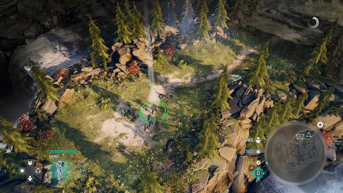 halo wars 2 level - سی دی کی اورجینال Halo Wars 2