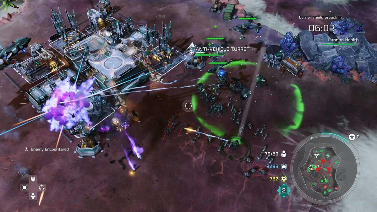 halo wars 2 skirmish - سی دی کی اورجینال Halo Wars 2