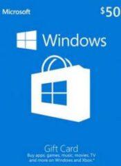 ۵۰$ Microsoft Gift Card