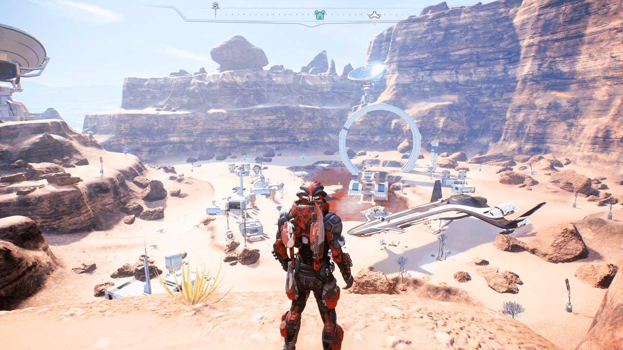 سی دی کی اورجینال Mass Effect: Andromeda