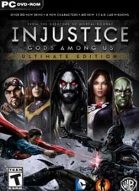 سی دی کی اورجینال Injustice: Gods Among Us Ultimate Edition
