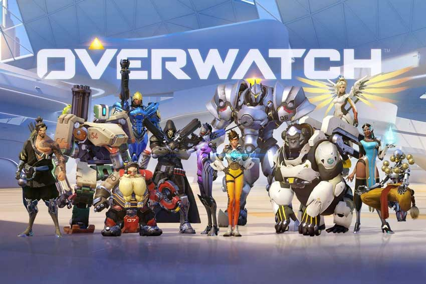 overwatch is the new esports shooter game from blizzard - بک آپ Overwatch