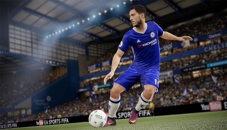 11 3 - بکاپ  FIFA 18