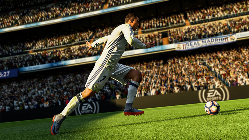 2 8 - بکاپ  FIFA 18