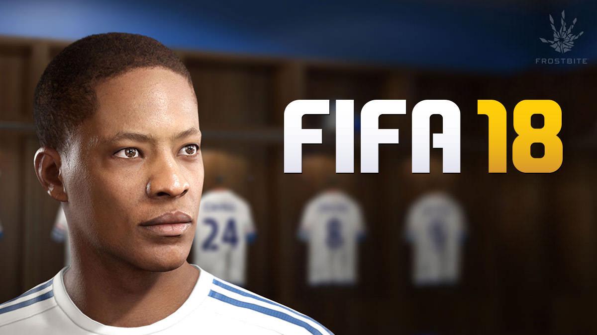 8 3 - بکاپ  FIFA 18