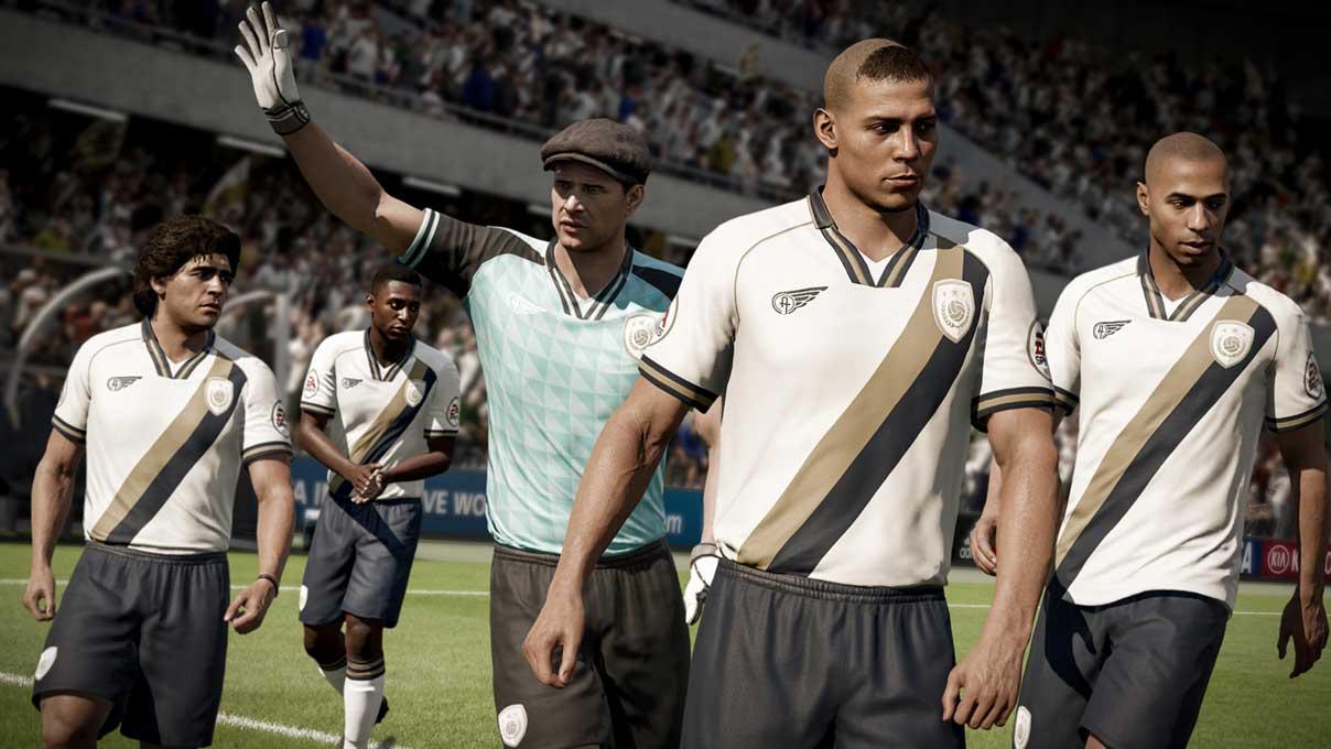 بکاپ  FIFA 18