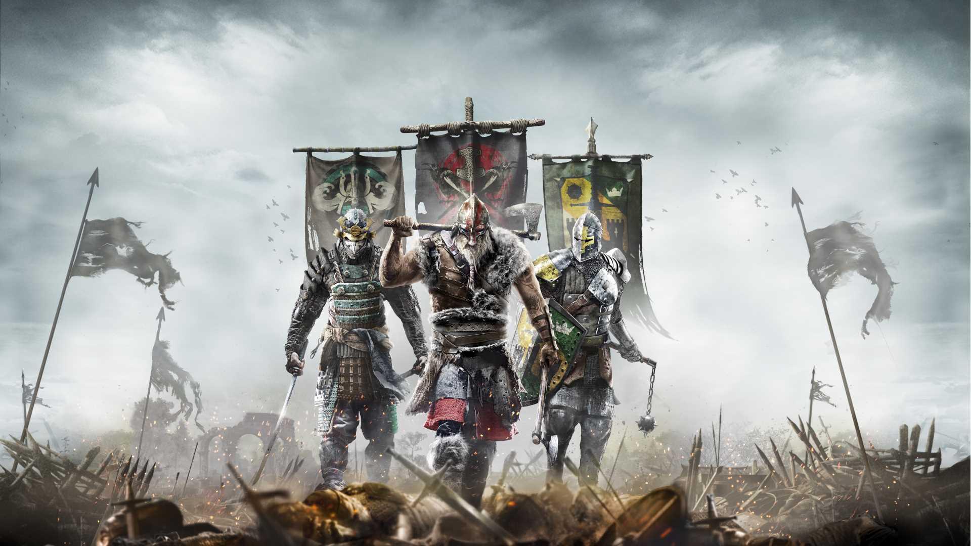 forhonor 01 1 - سی دی کی اورجینال For Honor - Battle Pass - Year 4 Season 2