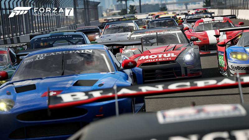 اشتراک آنلاین دائم Forza 7 Ultimate Edition