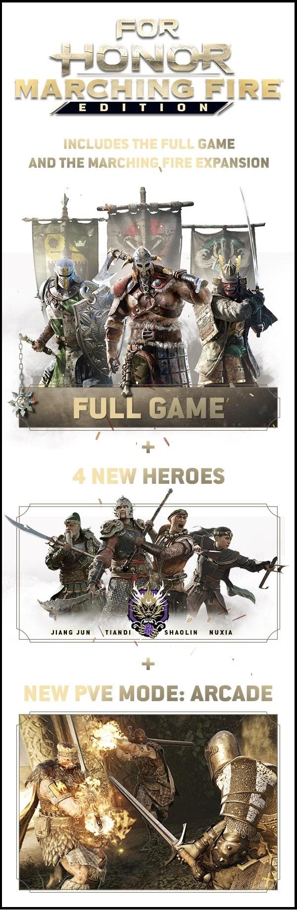Steam Honor 3242L2342OCS UK min - اورجینال استیم For Honor