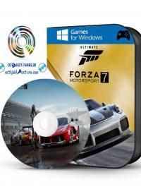 بکاپ  Forza 7 Ultimate Edition