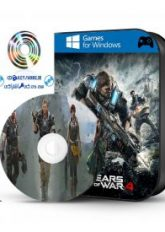 Gears of War 4 بکاپ بازی