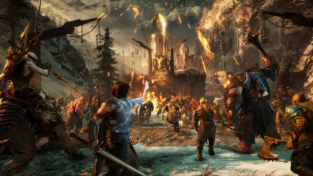 Middle earth™ Shadow of Warcc67dfe0bba72ffc7ad6290 - اشتراک آنلاین دائم Middle-Earth: Shadow of War