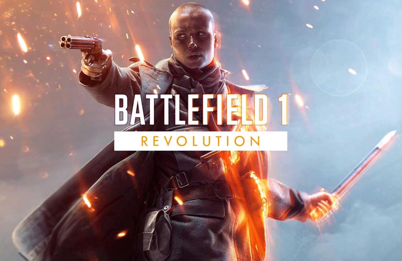 battlefield 1  main art 1 - سی دی کی اورجینال Battlefield 1
