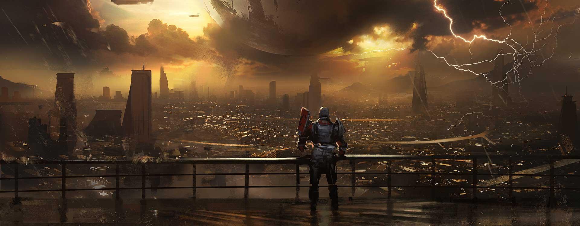 اشتراک آنلاین  Destiny 2