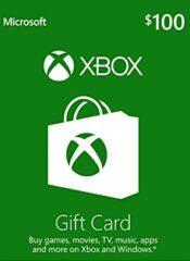 Xbox Gift Card $100US