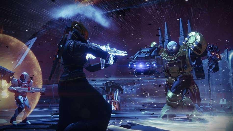 بکاپ Destiny 2