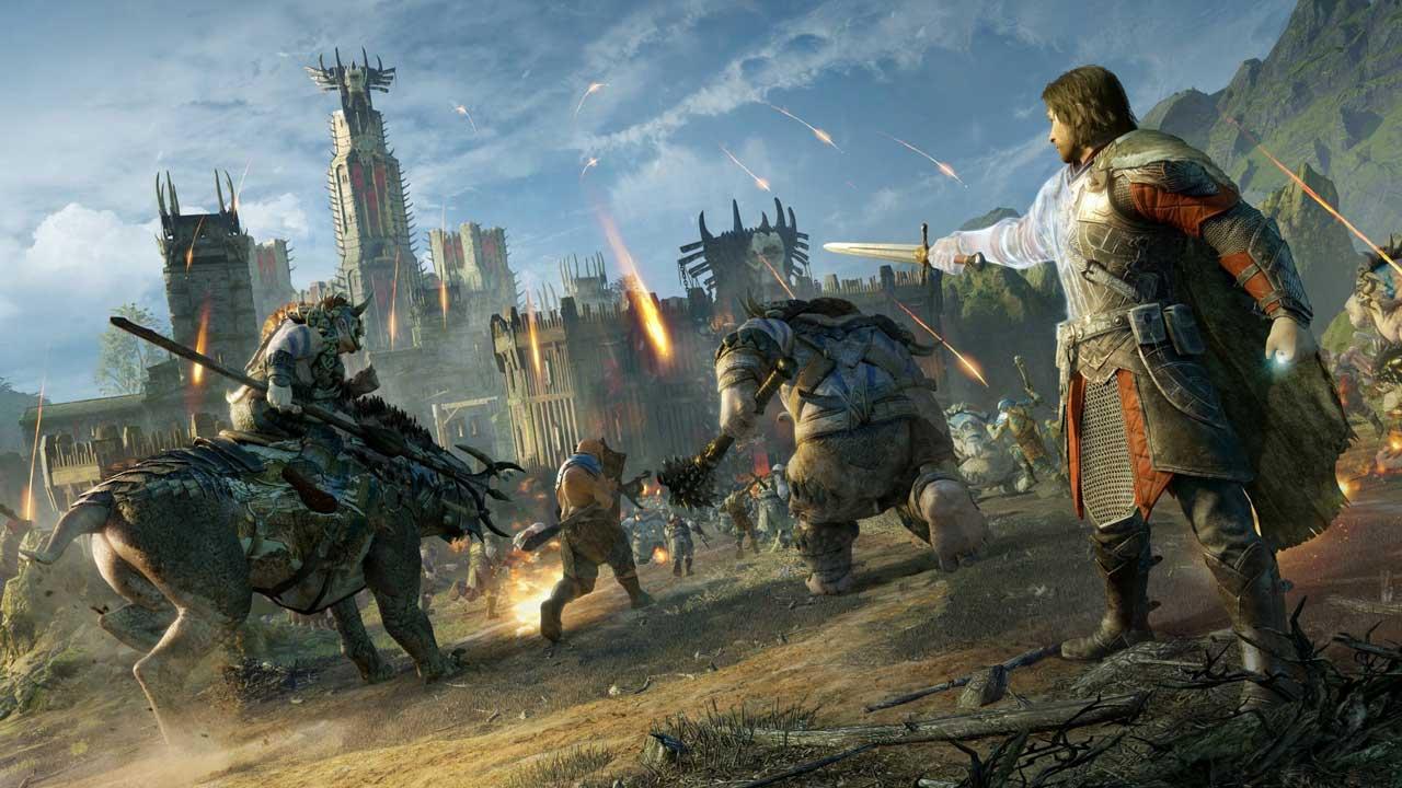 اشتراک آنلاین دائم Middle-Earth: Shadow of War