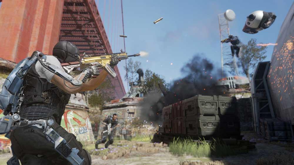 اورجینال Call of Duty: Advanced Warfare