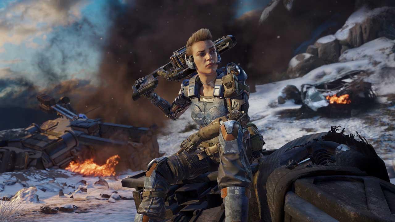 اورجینال  Call of Duty: Black Ops III