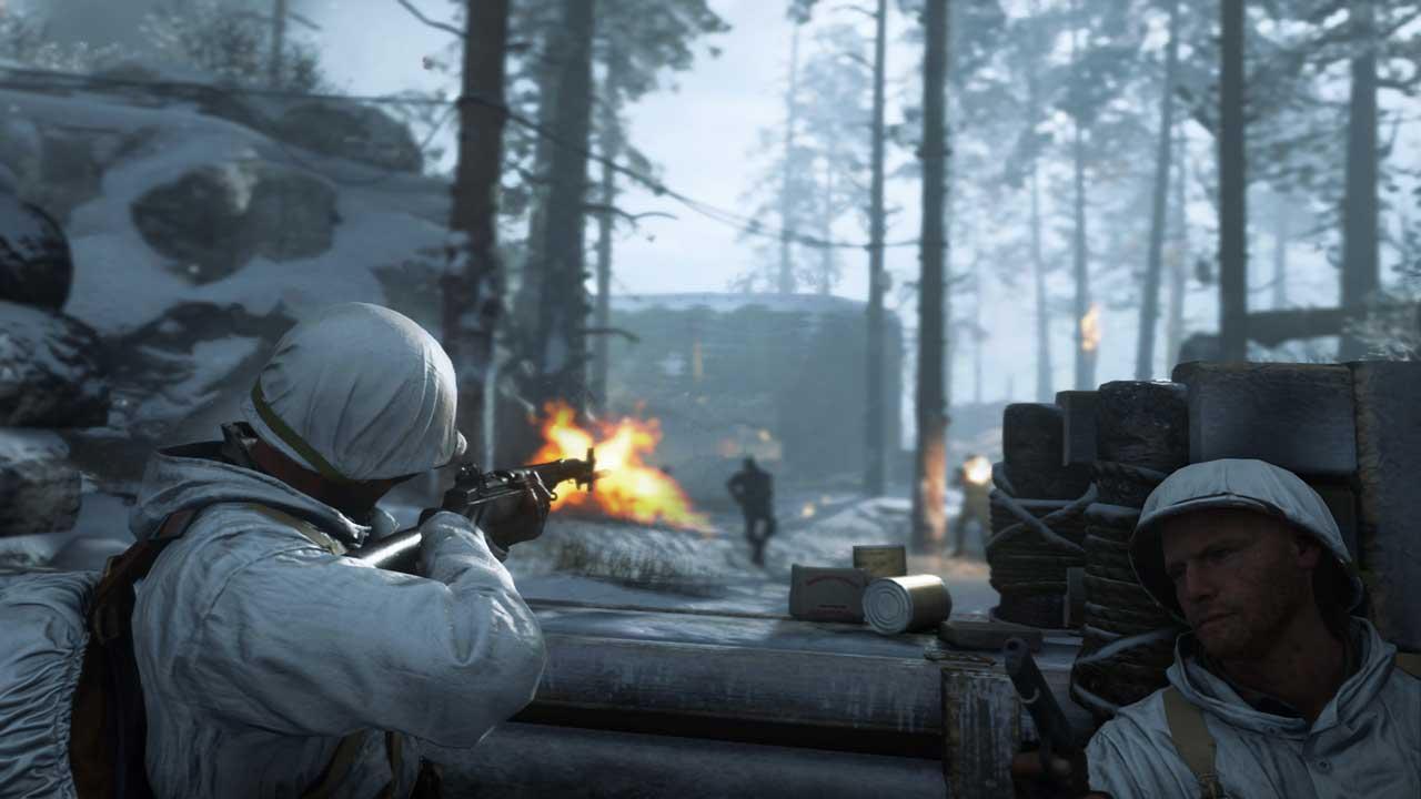 اشتراک آنلاین Call of Duty: WWII
