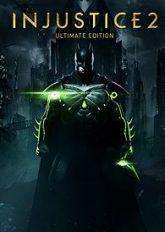 اشتراک آنلاین دائمی  Injustice 2 Ultimate Edition