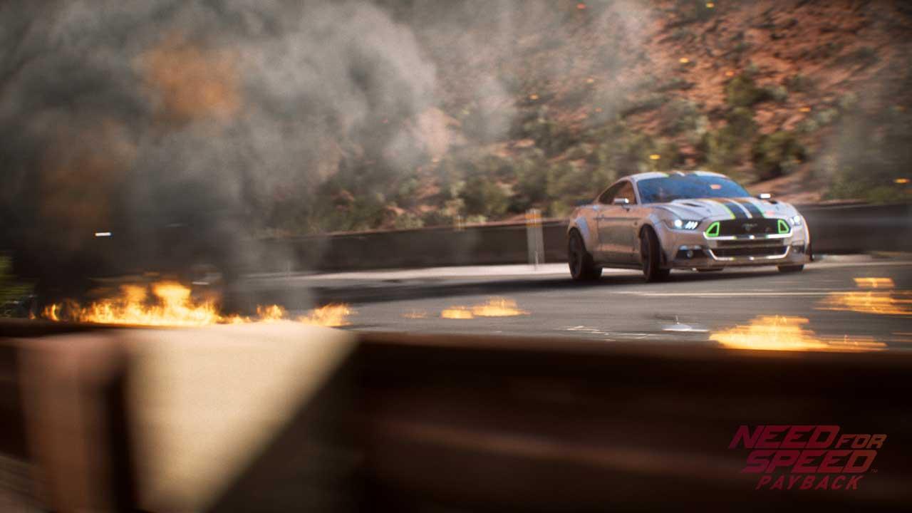 اکانت قانونی Need for Speed Payback  / PS4