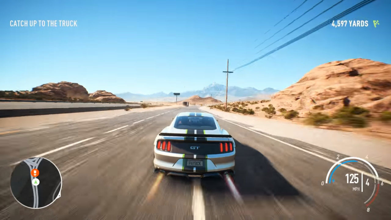 سی دی اورجینال Need for Speed Payback Deluxe Edition