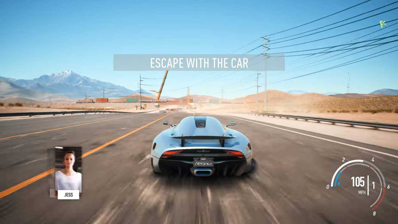 بکاپ  Need for Speed Payback