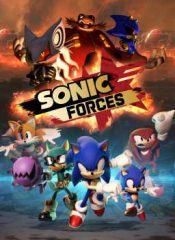 سی دی کی اورجینال Sonic Forces