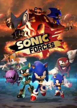 سی دی کی اشتراکی Sonic Forces