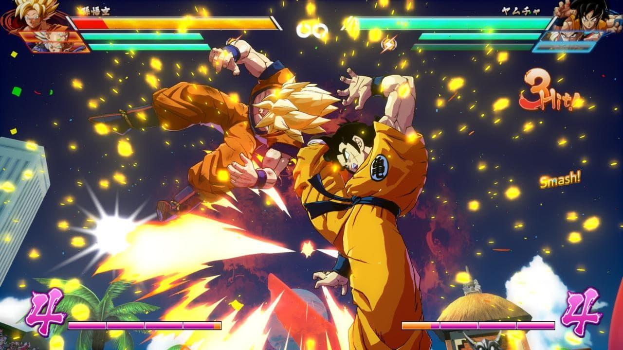 اشتراک آنلاین DRAGON BALL Fighter Z