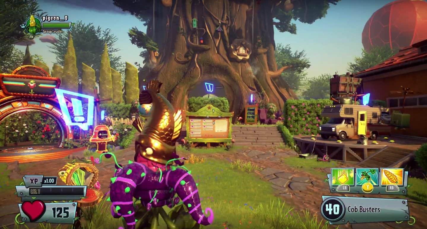 اورجینال Plants vs. Zombies: Garden Warfare 2