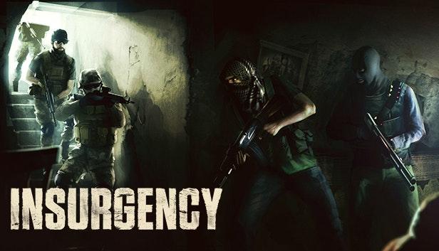 اورجینال استیم  Insurgency