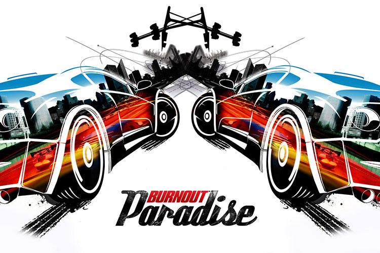 اورجینال اریجین  Burnout Paradise: The Ultimate Box