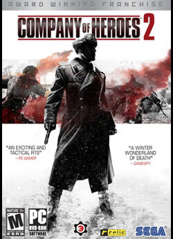 اورجینال استیم  Company of Heroes 2