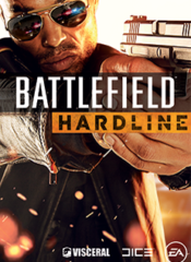 سی دی کی اورجینال  Battlefield Hardline Ultimate Edition
