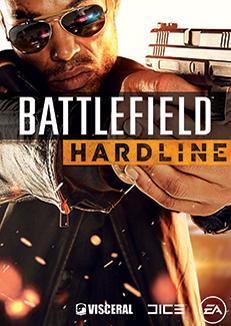 سی دی کی اورجینال  Battlefield Hardline Ultimate Edition