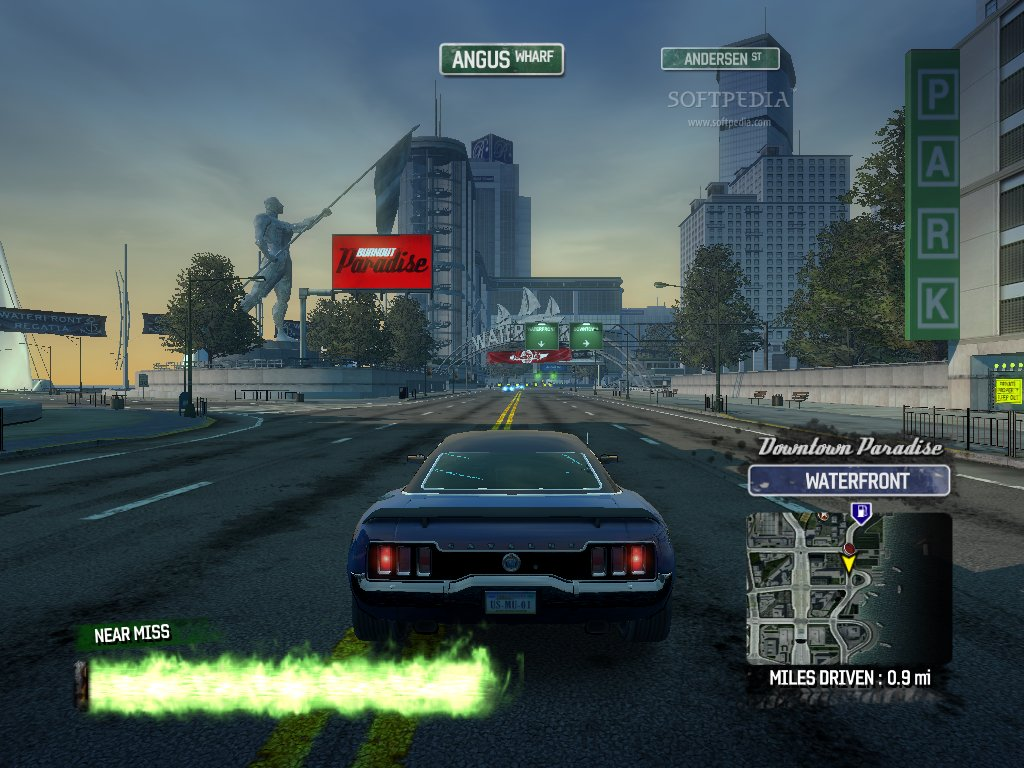 Burnout Paradise The Ultimate Box 1 001 Trainer 15 1 - سی دی کی اشتراکی  Burnout Paradise Remastered