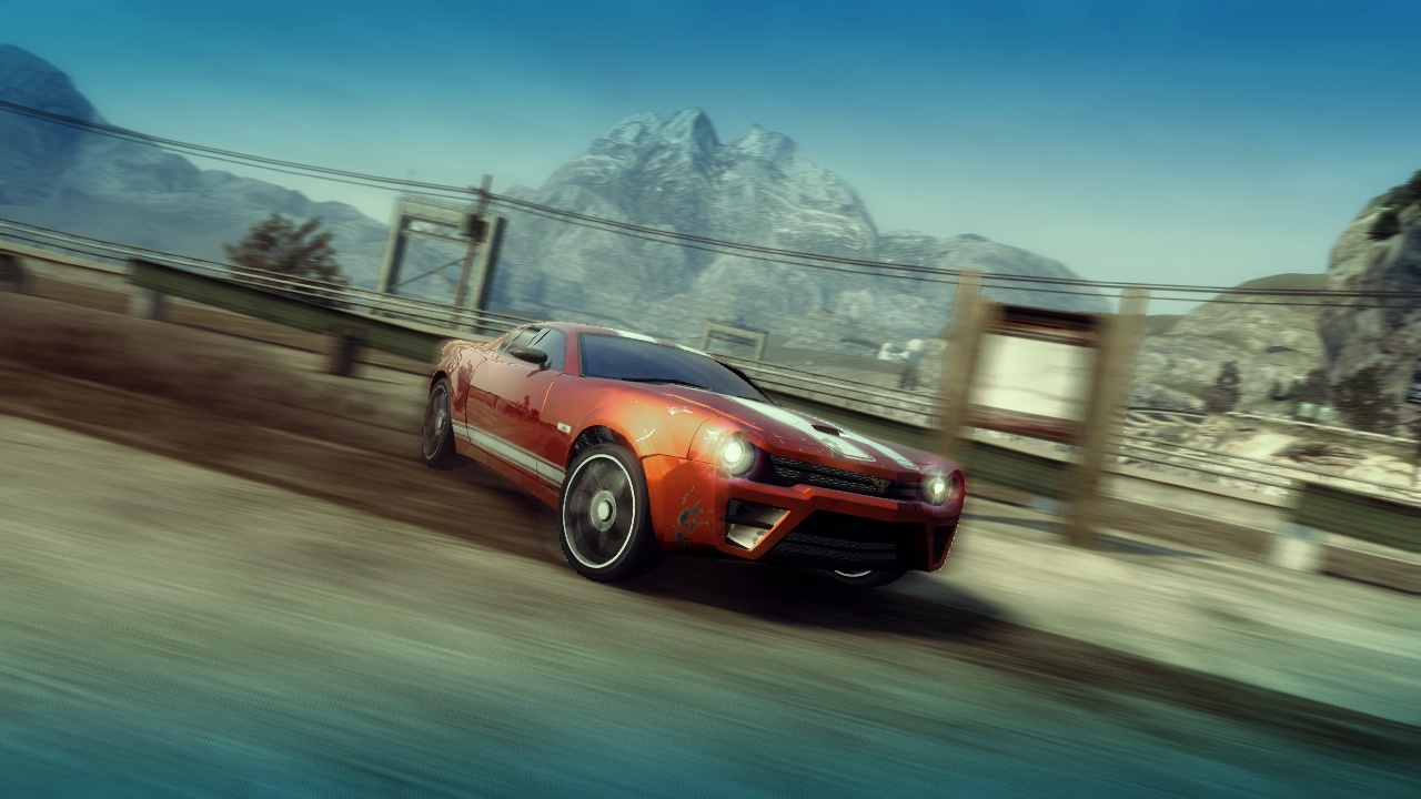 Carson GT Concept 02 - سی دی کی اشتراکی  Burnout Paradise Remastered