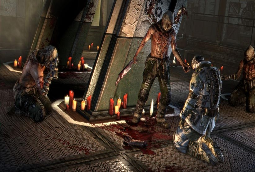 Dead.Space 2.www .Download.ir  - اورجینال Dead Space 3