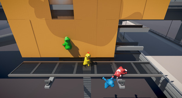 Gang.Beasts.v0.5.6.Inclu .Server.Tool .www .download.ir .Screen 4 - اورجینال استیم Gang Beasts