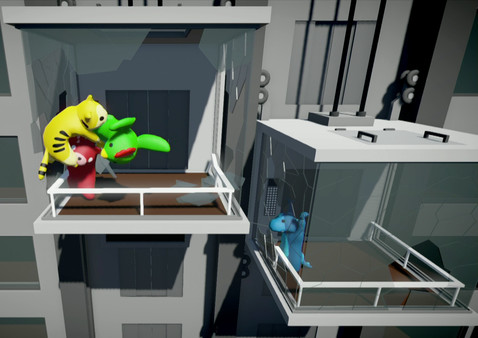 Gang.Beasts.v0.5.6.Inclu .Server.Tool .www .download.ir .Screen 6 - اورجینال استیم Gang Beasts